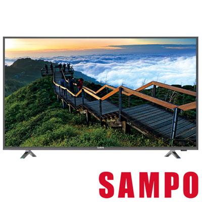 SAMPO聲寶 49吋 4K Smart LED液晶顯示器+視訊盒EM-49YT30D