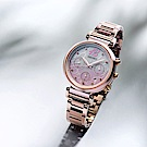 SEIKO 精工 LUKIA 初春 太陽能 65週年紀念三眼計時碼錶