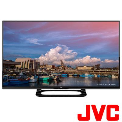 [無卡分期-12期]JVC 48吋 Full HD液晶顯示器+視訊盒 48E