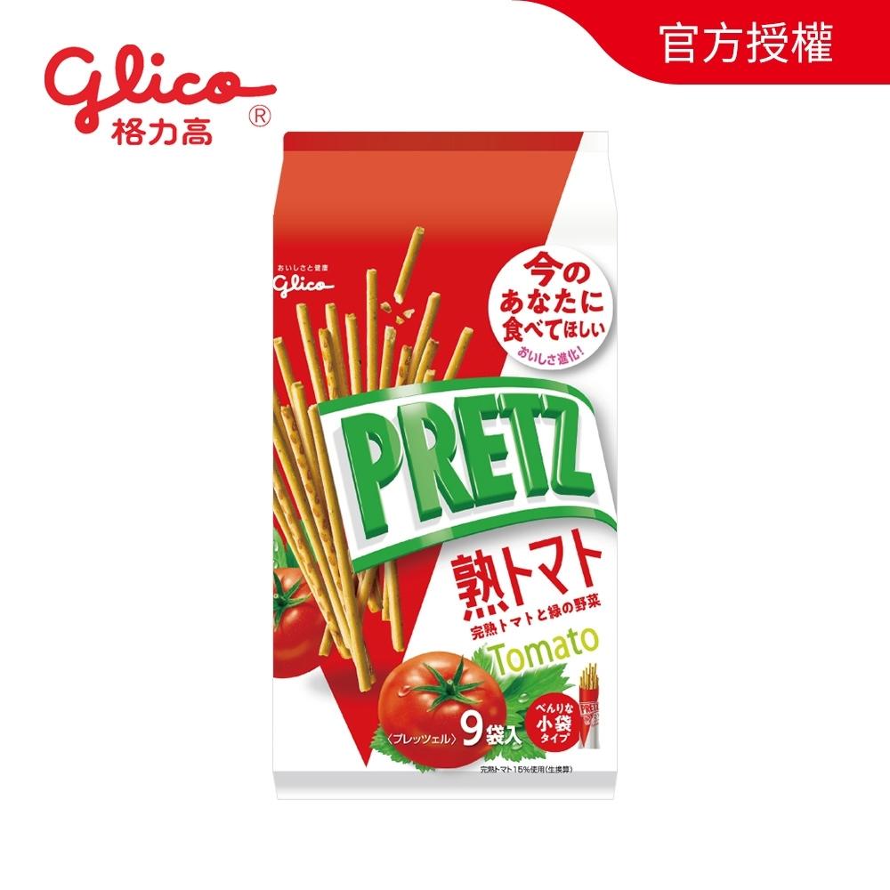 PRETZ百力滋 9袋入蕃茄野菜棒(134g)