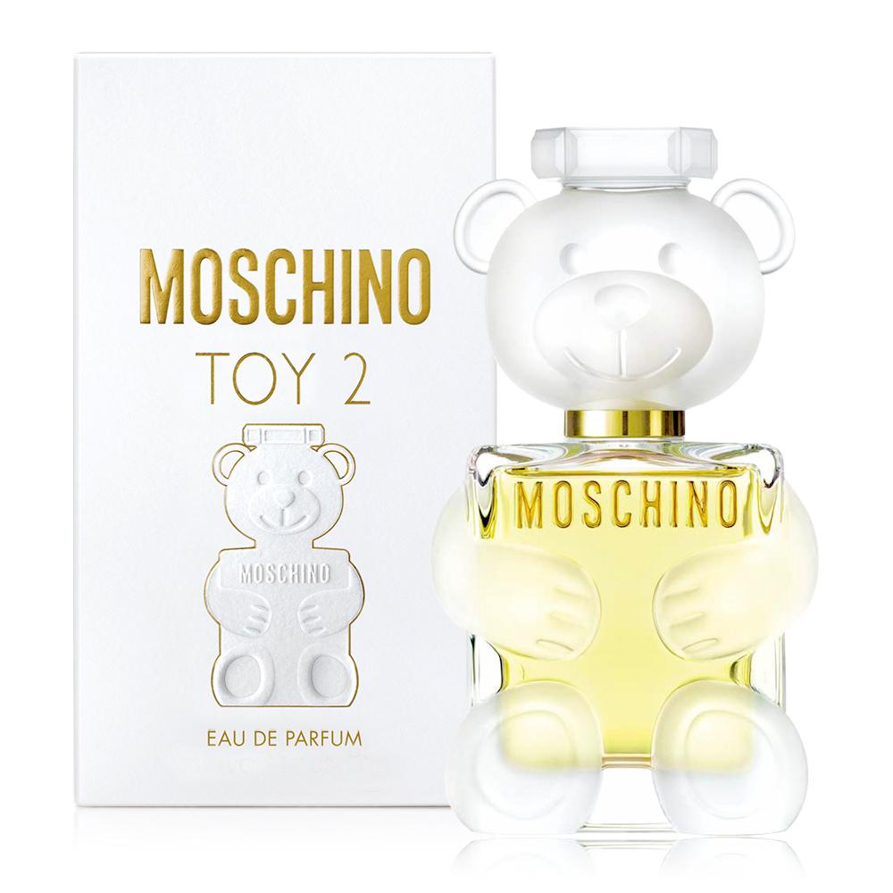 *MOSCHINO TOY 2熊芯未泯2 女性淡香精 100ml+同款小香