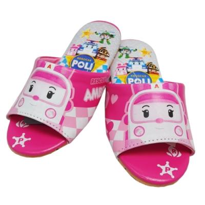 救援小英雄兒童室內拖鞋-安寶 3雙入