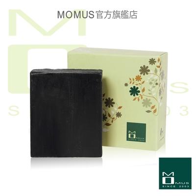 MOMUS 竹取炭潔膚皂 90g - 竹炭皂