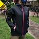 【GoHiking】女Soft Shell超潑水防風保暖外套[黑色]HSJB2WJ201 product thumbnail 1