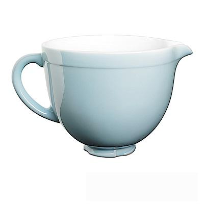 KitchenAid 陶瓷攪拌盆5Q(粉藍)