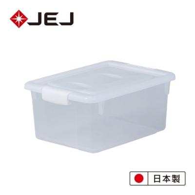 日本 JEJ Orion 小物收納整理箱系列-S 透明三入組