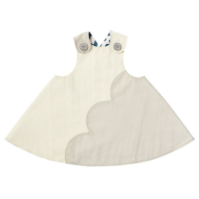 MARLMARL雙面圍裙系列 調色盤/ 黃檸電流
