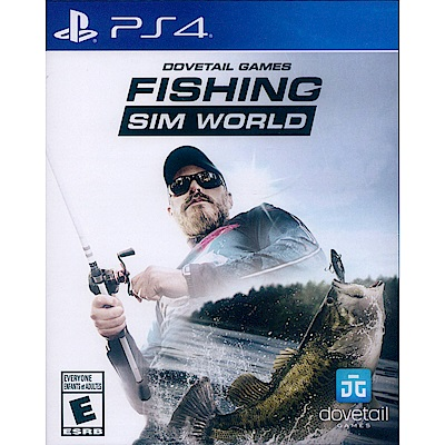 釣魚模擬世界 Fishing Sim World - PS4 英文美版