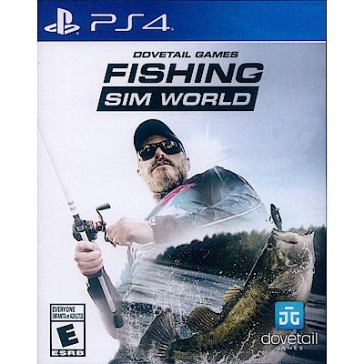 釣魚模擬世界 Fishing Sim World - PS4 英文美版