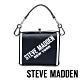 STEVE MADDEN-BMAXED 時尚紐約字樣手提斜背兩用包-黑色 product thumbnail 1