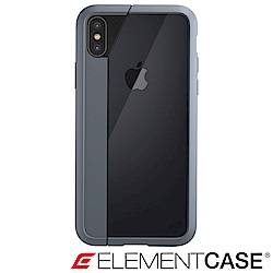 美國 Element Case iPhone XS / X Illusion防摔殼-灰