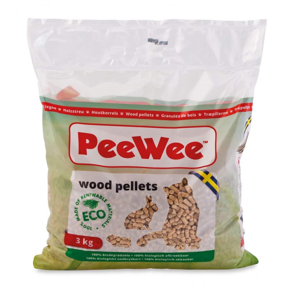 PeeWee必威 強效松木砂 3KG 兩包組 PW-300