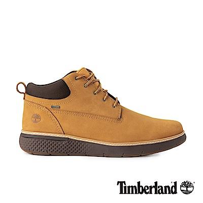 Timberland 男款小麥黃正絨面皮革鞋 | A1TQA231