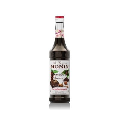 Monin糖漿-核桃布朗尼700ml