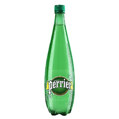 法國沛綠雅Perrier 氣泡天然礦泉水-原味(1000mlx12入)