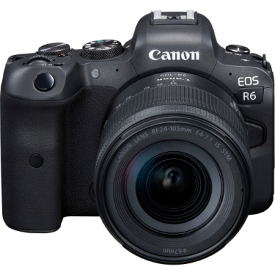 Canon EOS R6 + RF 24-105mm F4-7.1 IS STM (公司貨)