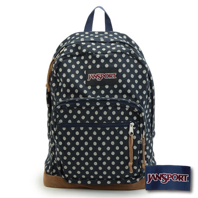 JanSport -RIGHT PACK EXPRESSIONS系列後背包 -崔姬點點