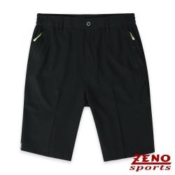 ZENO 極速快乾四面彈機能短褲‧青黑