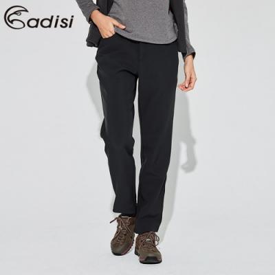 ADISI 女Softshell超撥水高透氣保暖長褲AP1921053