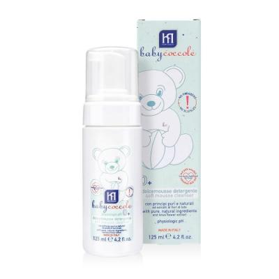 寶貝可可麗 babycoccole 護敏潔膚慕斯 (敏乾肌、乾肌適用、溫和潔淨)