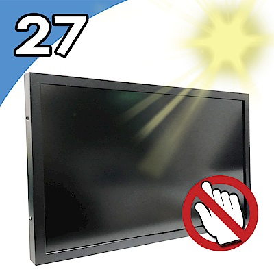 Nextech M系列 27吋 室外型 工控螢幕-無觸控 / 高亮度1000
