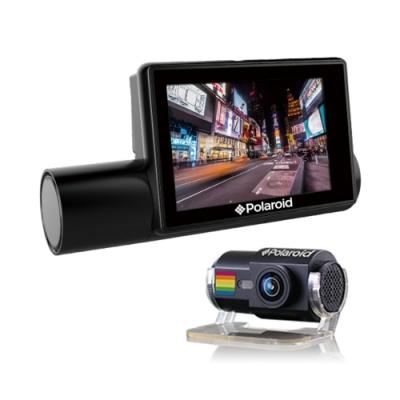 Polaroid 寶麗萊 DS308WGS 2K 前後SONY夜視 GPS wifi行車記錄器-快