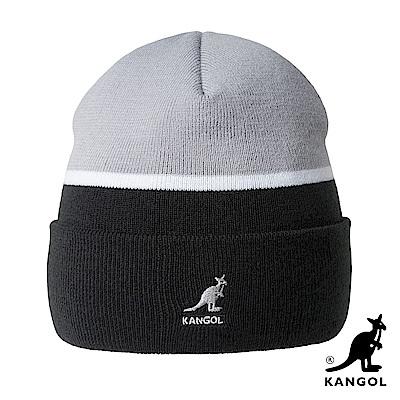 KANGOL頭顱帽-黑色