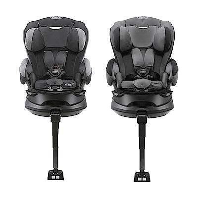 【美國 GRACO】嬰幼兒汽車安全座椅Turn 2 Fit (ISOFIX安裝) (2色可選)