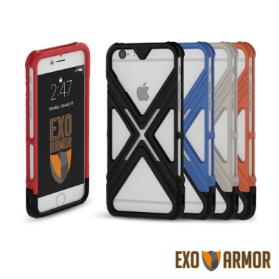 EXO-ARMOR [輕鐘罩] iPhone 6 Plus 極度防護手機殼