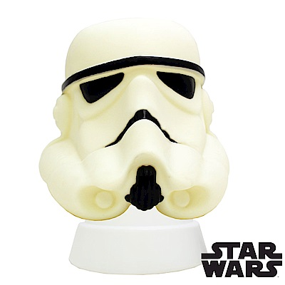 STAR WARS Storm Trooper帝國風暴兵3D公仔沐浴精300ml