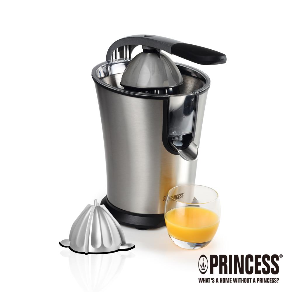 PRINCESS荷蘭公主不鏽鋼柳丁榨汁機201851plus(塑膠頭/不鏽鋼頭)