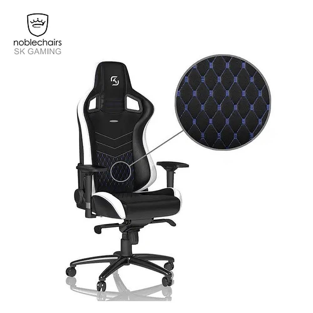 noblechairs EPIC PU系列電競椅 - SK Gaming聯名特別款
