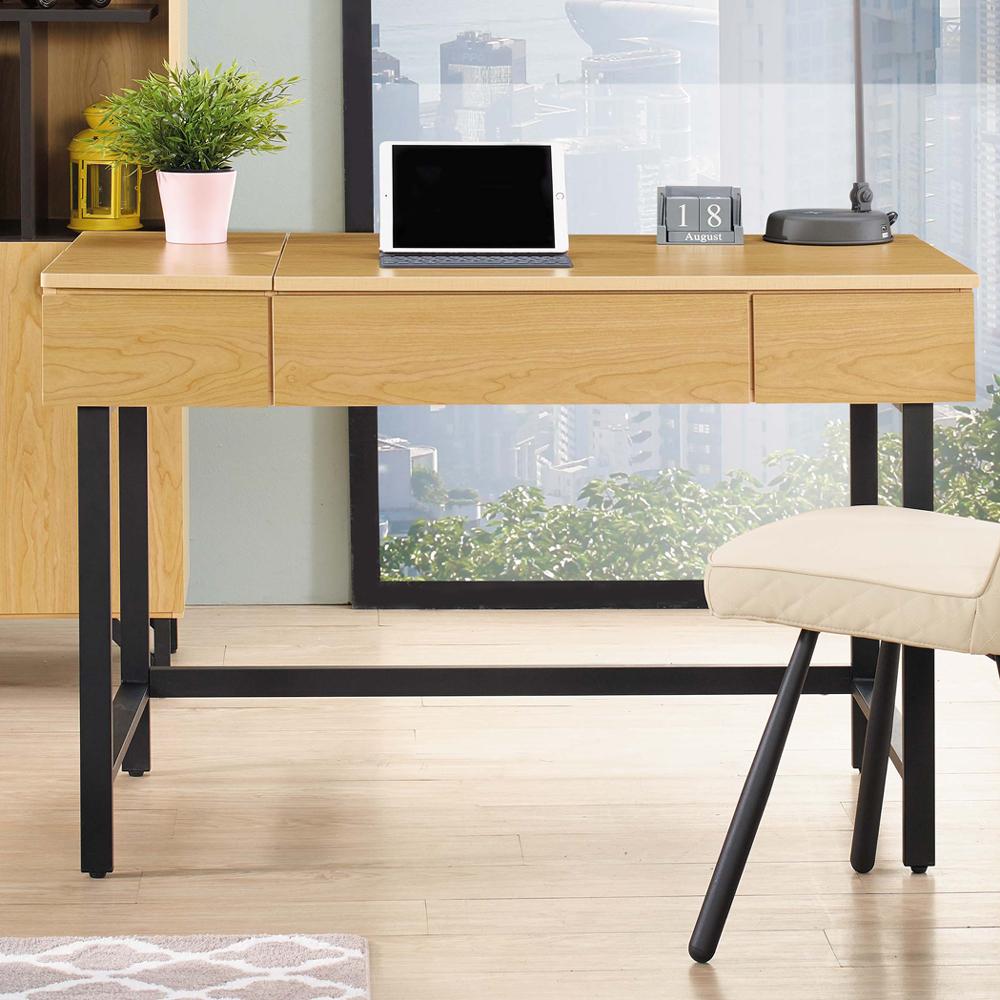 D&T 德泰傢俱 WEDA時尚風格4尺書桌 -119.5x60x76cm