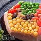【上野物產】八寶芋泥甜紫米糕(600g±10%/包)x3包 product thumbnail 1