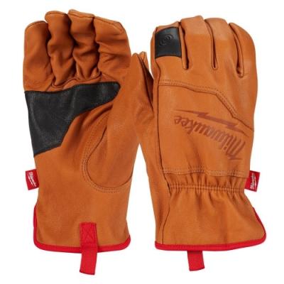Milwaukee美沃奇  羊皮手套 舒適手套 食指關節可觸控屏幕 48-73-0011~13