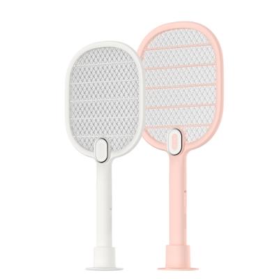 小文充電式USB捕蚊拍/電蚊拍-兩色可選