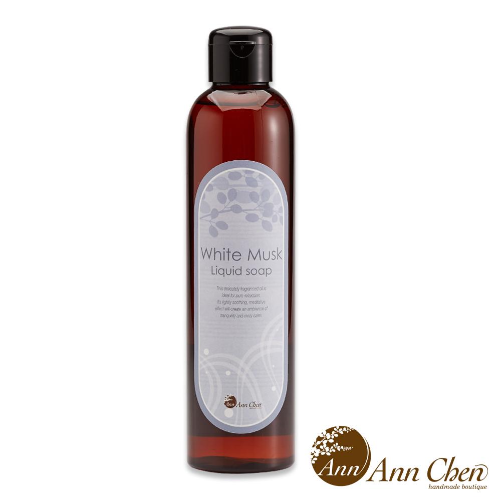 陳怡安手工皂-白麝香沐浴液態皂 250ml @ Y!購物