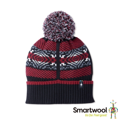 SmartWool CHUP聯名系列 Speren 毛球保暖毛帽 黑色