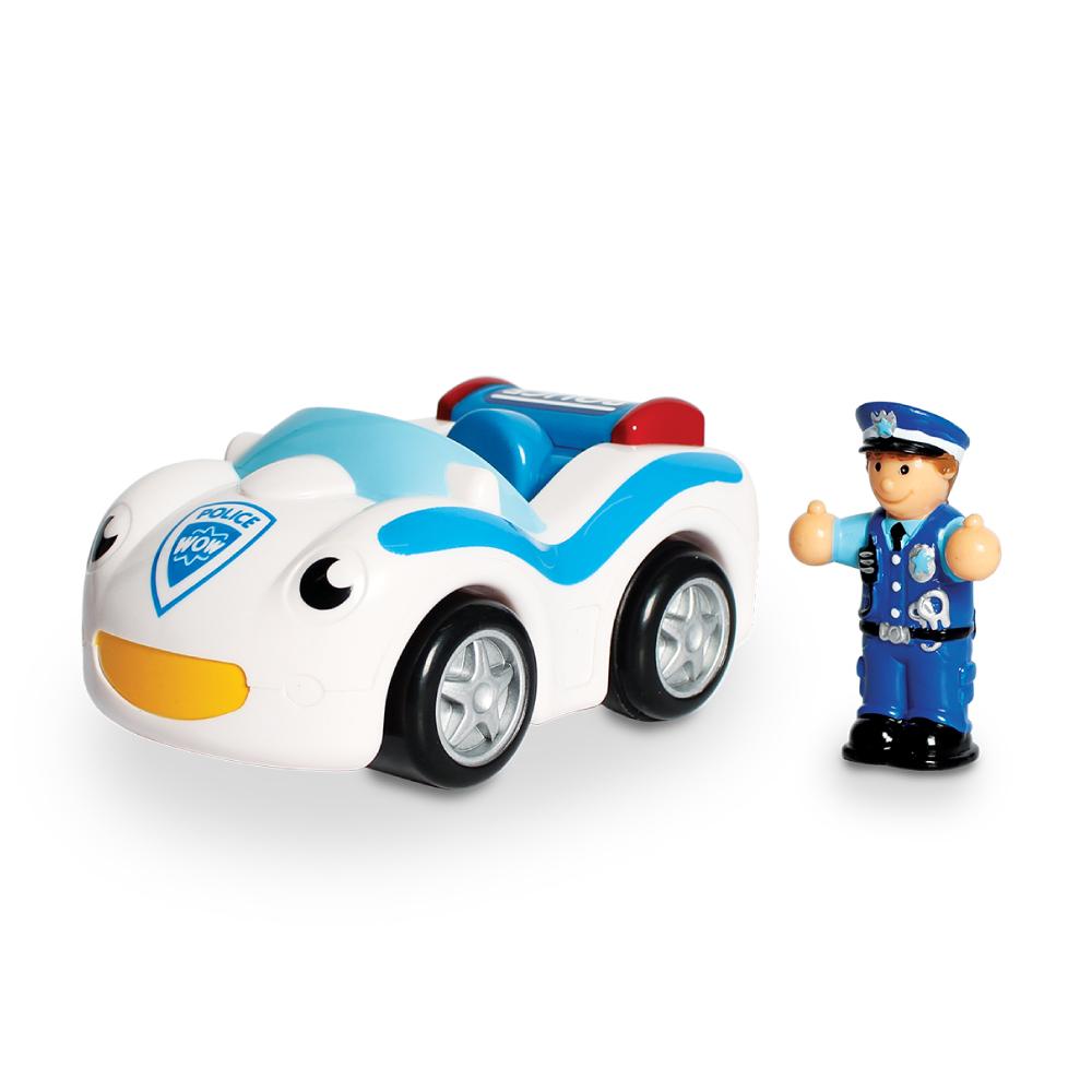 【WOW Toys 驚奇玩具】 警車 - 寇迪