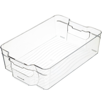 《KitchenCraft》透明冰箱收納盒(31.5cm)