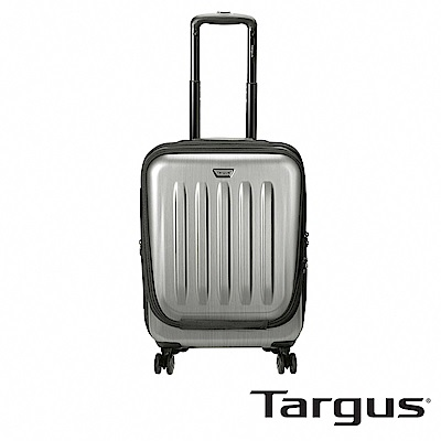 Targus Transit 360 15.6吋登機電腦拉桿箱(科技銀)