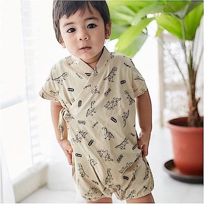 baby童衣 滿版印花造型包屁衣 90049