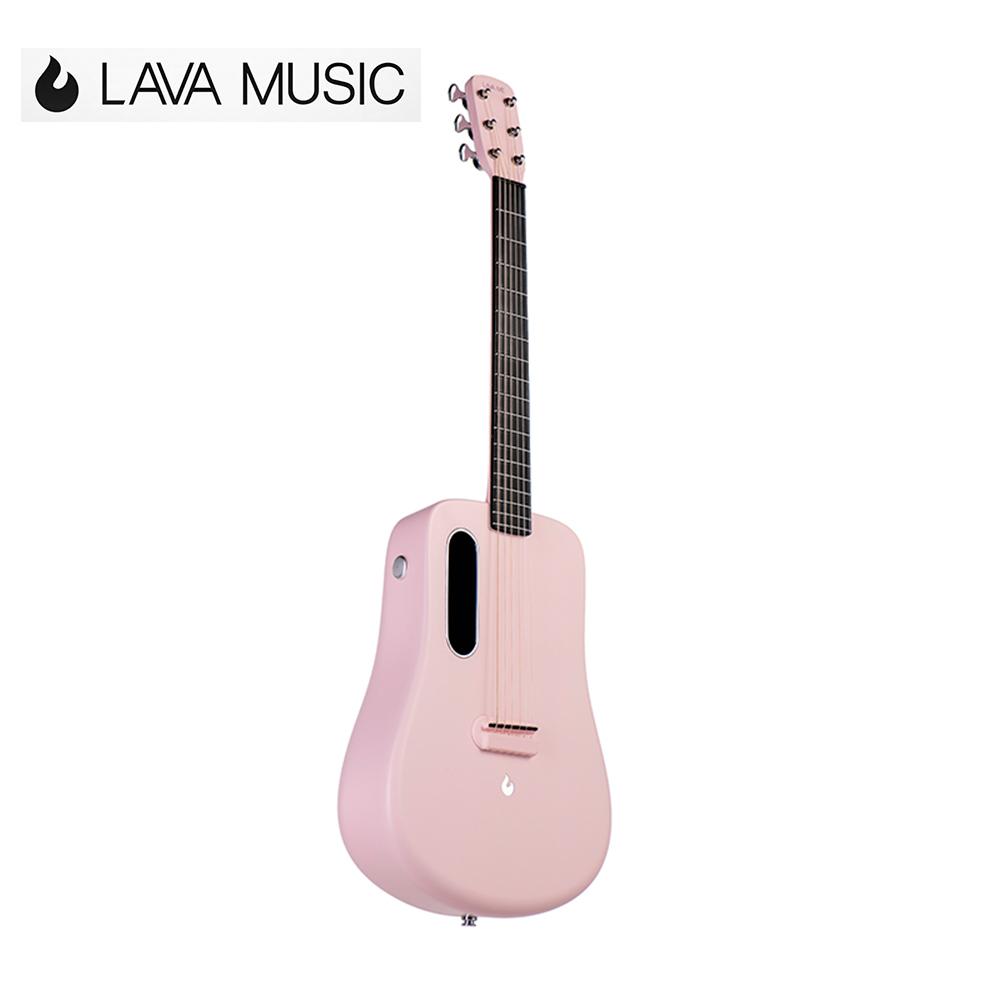 LAVA ME 2 L2 電民謠吉他 淡粉色款