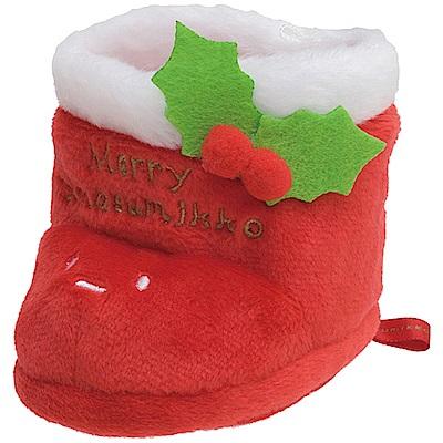 角落公仔2018聖誕節掌心沙包小公仔。聖誕襪 San-X