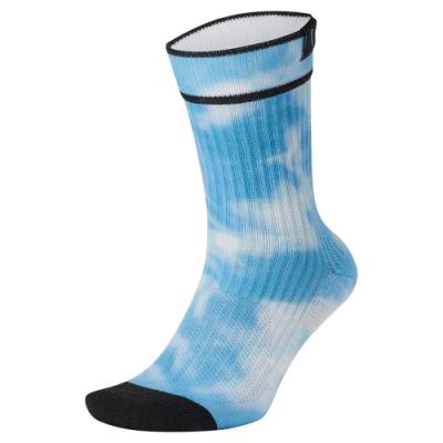 NIKE 籃球運動襪 2雙入 藍白 CT2285100 U SNKR SOX CREW CITY EX CHI