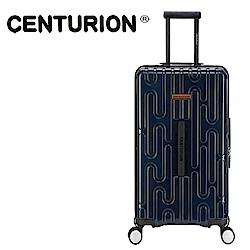 CENTURION百夫長克魯斯系列29吋行李箱─日內瓦藍GVA(胖胖箱)