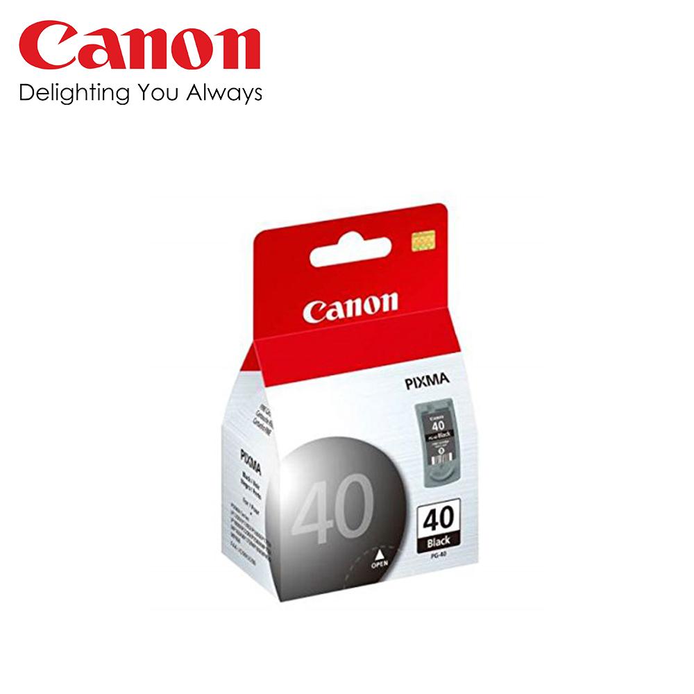 CANON PG-40 原廠黑色墨水匣(含噴頭)