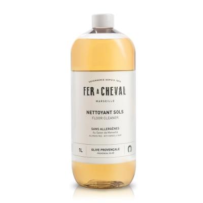 Fer à Cheval 法拉夏 馬賽皂地板清潔劑 1L