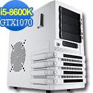 技嘉Z370平台[俠盜英雄]i5六核GTX1070獨顯電玩機