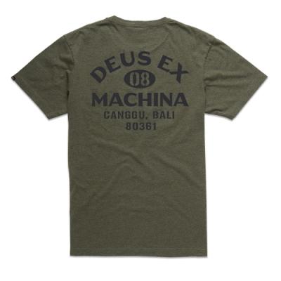 Deus Ex Machina  Jungle Tee T恤 -(綠)